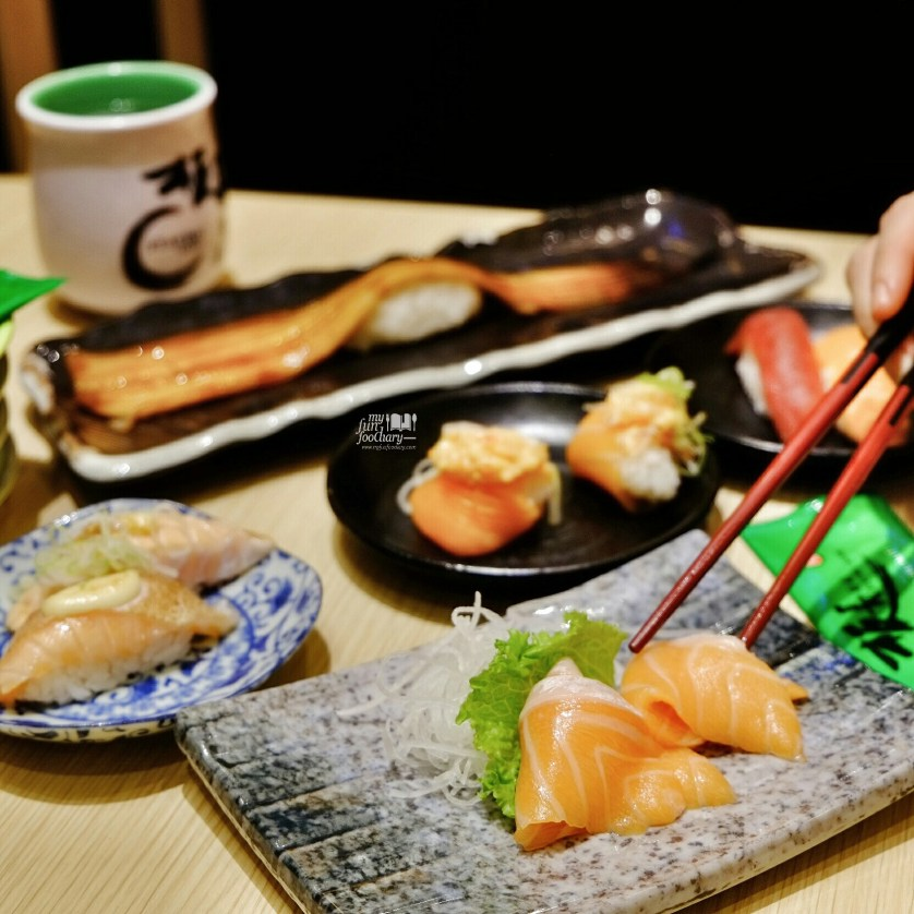 Sushi and Sashimi Feast at Itacho Sushi Grand Indonesia by Myfunfoodiary