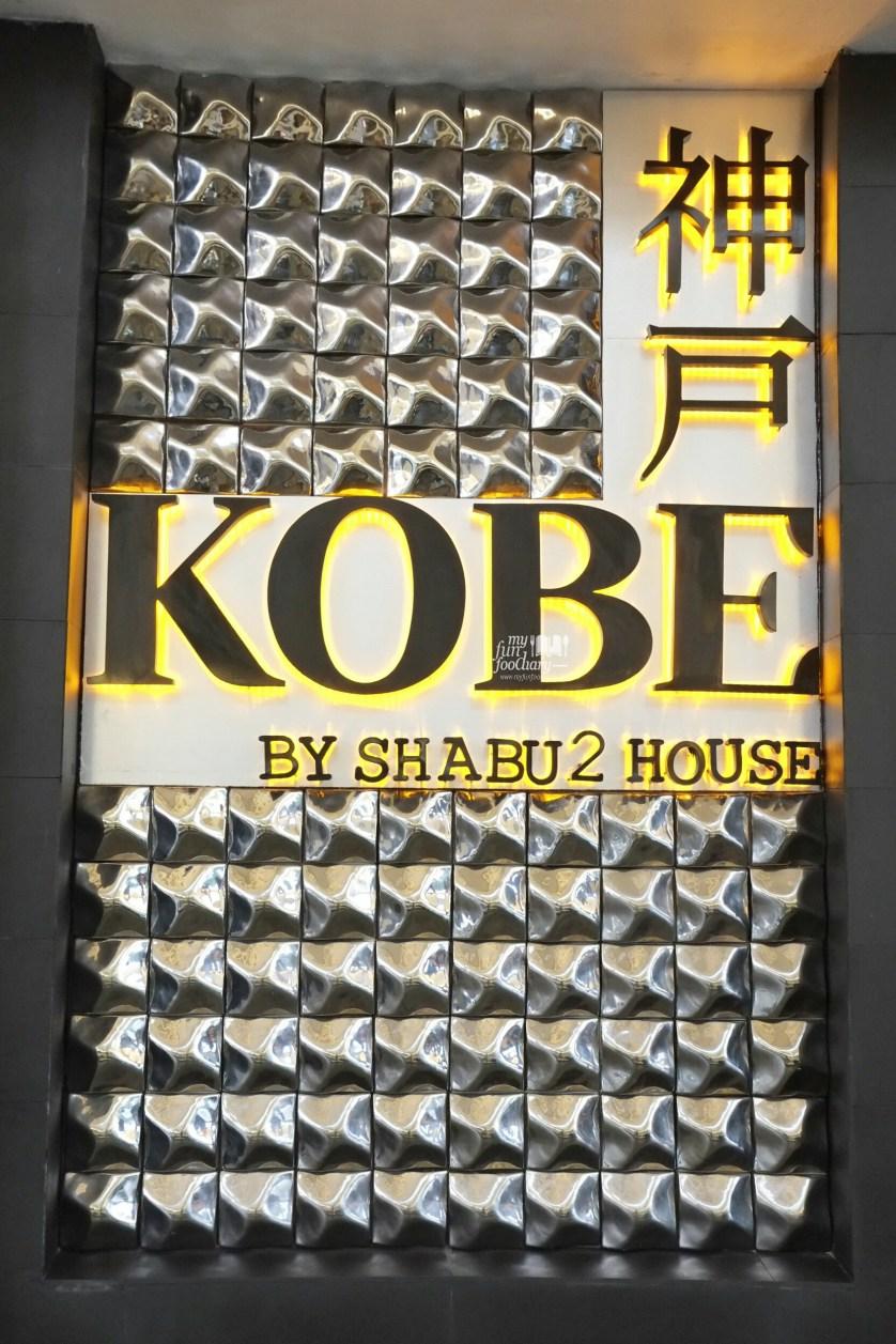 Tampak Depan KOBE by Shabu Shabu House by Myfunfoodiary