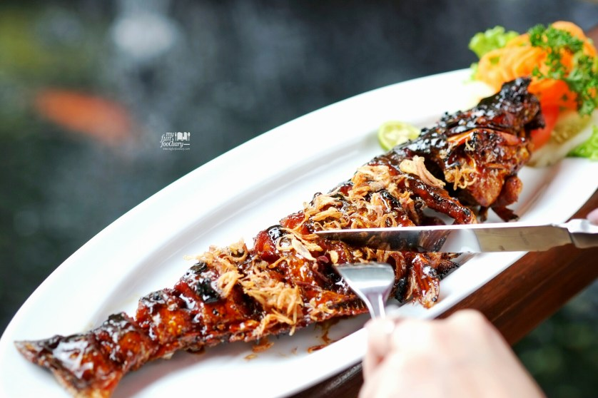 Ikan Patin Bakar at Rempah Wangi Restaurant by Myfunfoodiary-