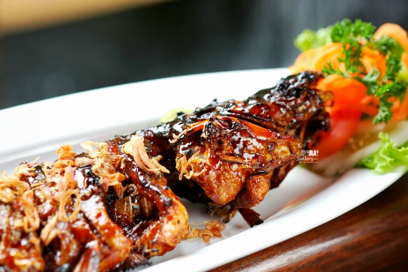 Ikan Patin Bakar at Rempah Wangi Restaurant by Myfunfoodiary 01-