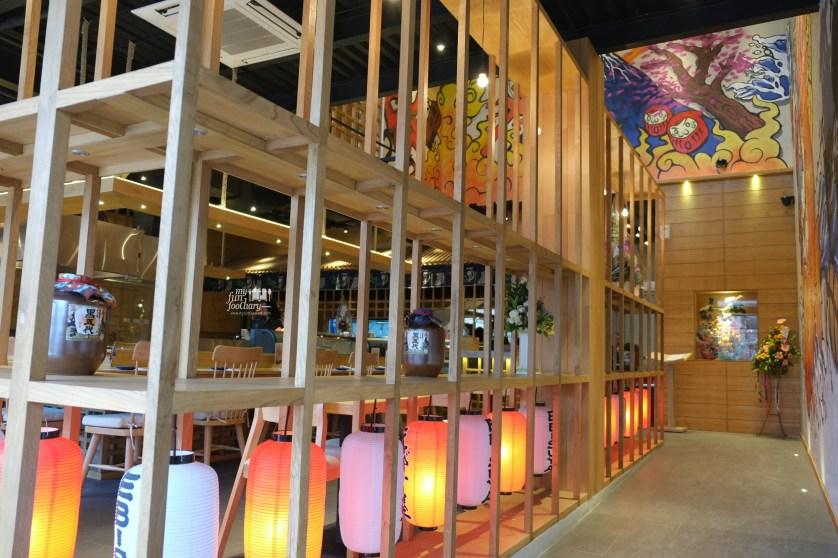 Suasana Ebisuya Restaurant by Myfunfoodiary 05