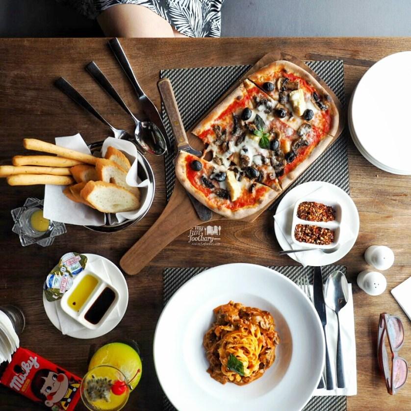 Big Lunch at Sopra Ristorante by Myfunfoodiary
