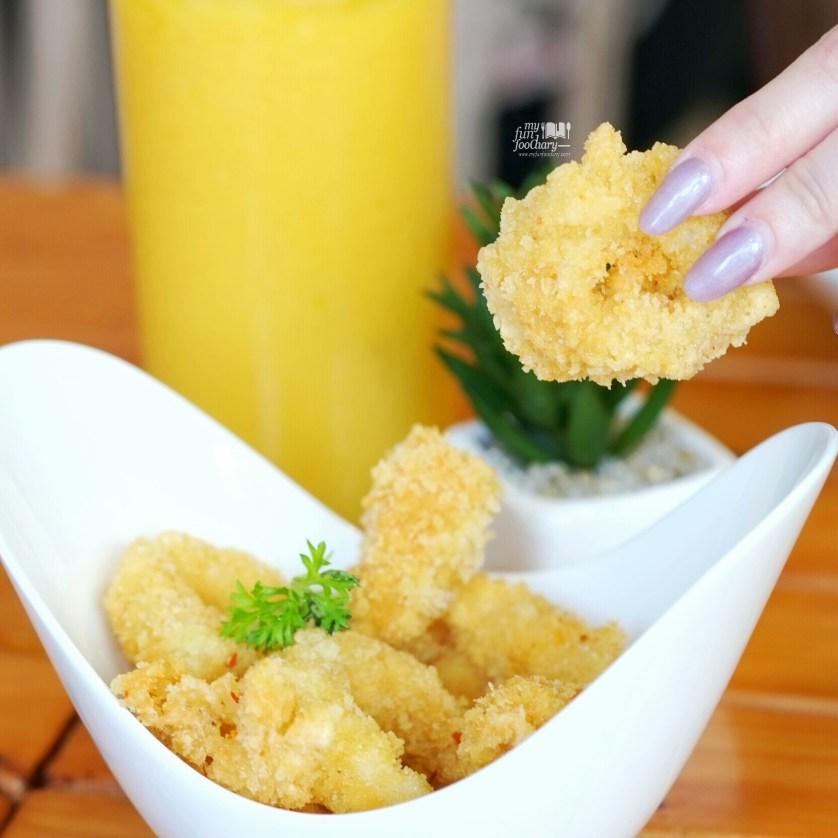 Calamari at Cafetaria Study Lounge by Myfunfoodiary