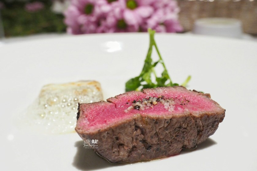 Roasted Farmed Fillet Beef at Lyon Restaurant by Myfunfoodiary