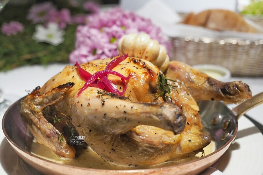 Free Range Chicken at Lyon Restaurant by Myfunfoodiary