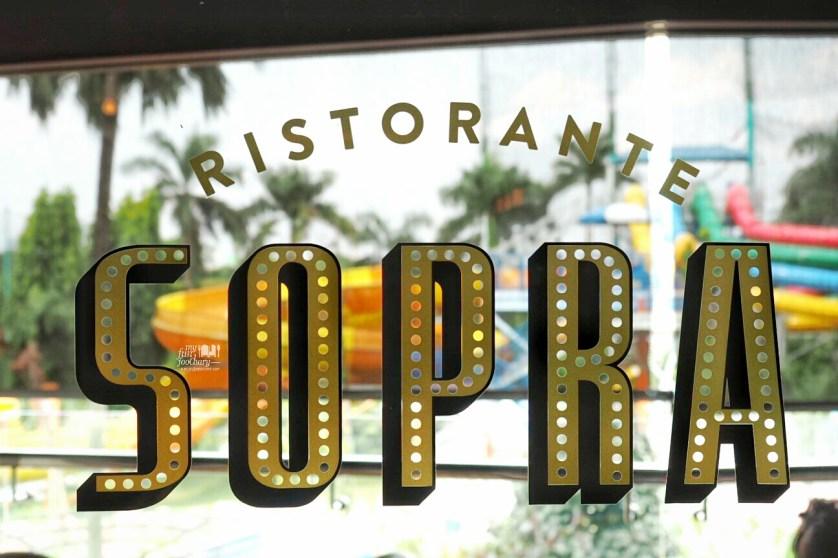 Sopra Ristorante by Myfunfoodiary