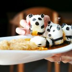 [NEW SPOT] Cute Ted Bear and Panda Curry Rice at Itadakimasu Resto PIK