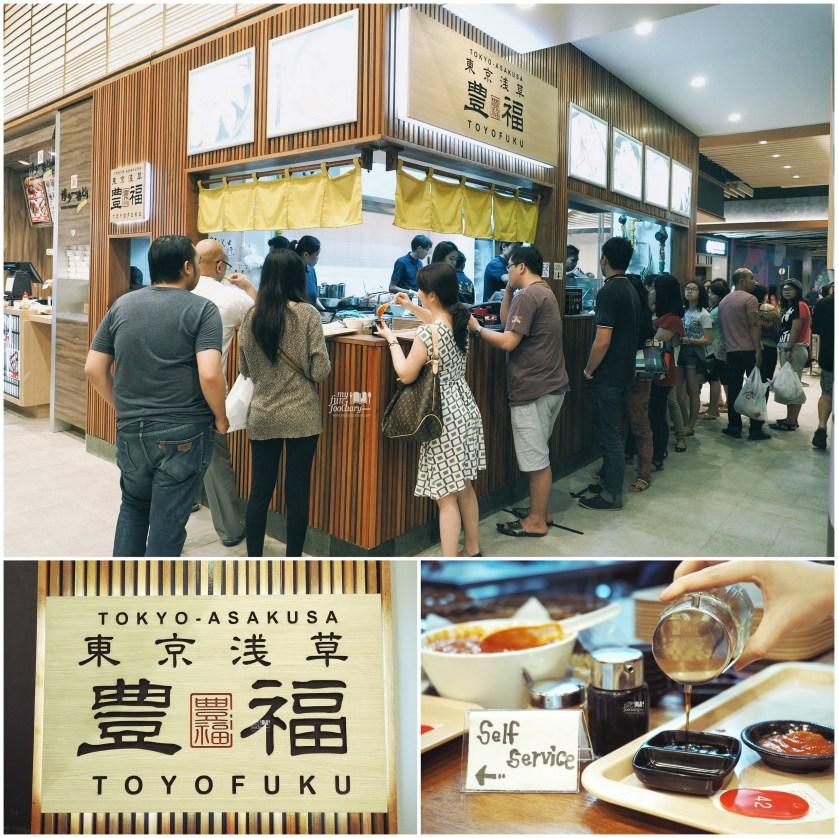 Gyoza Toyofuku at The Food Culture AEON Mall by Myfunfoodiary collage