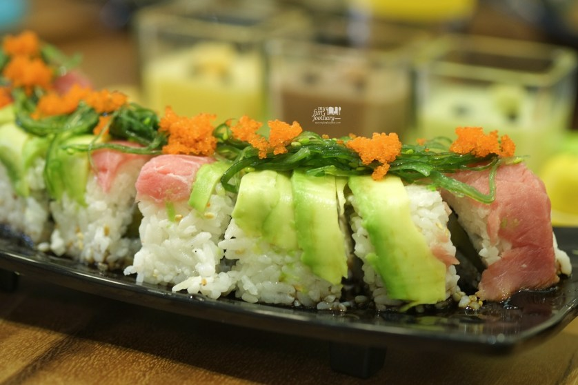 Hanabi Roll at Ozumo Gading Serpong by Myfunfoodiary