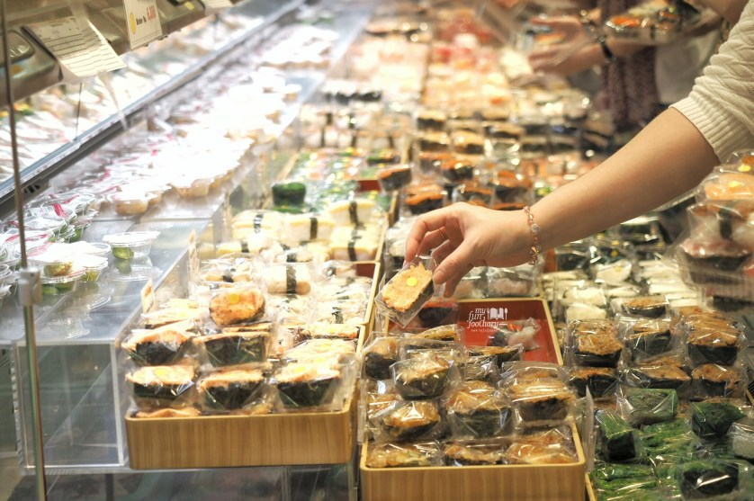 Hunting Sushi and Sashimi at Sushi and Bento Counter AEON Mall by Myfunfoodiary
