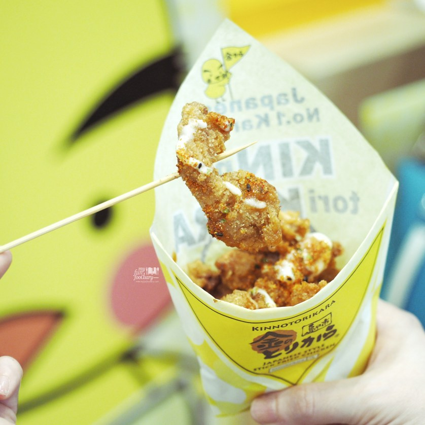 Kin No Tori Kara at The Food Culture by Myfunfoodiary