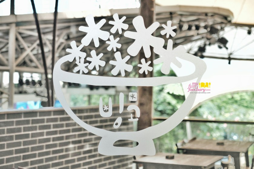 Logo Bing Go Korean Dessert Cafe by Myfunfoodiary