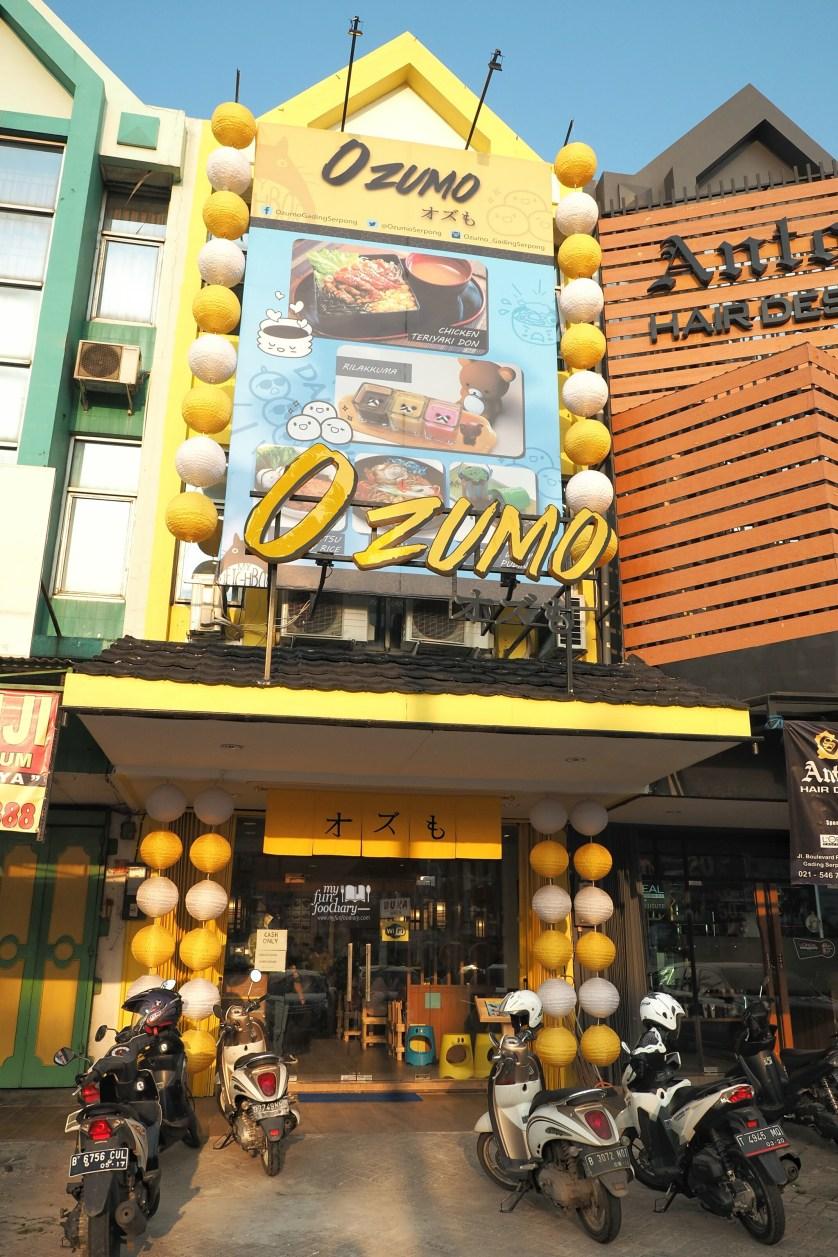 Tampak Depan at Ozumo Gading Serpong by Myfunfoodiary