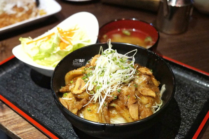 Tontoki Don at Tontoki Restaurant MidPlaza by Myfunfoodiary