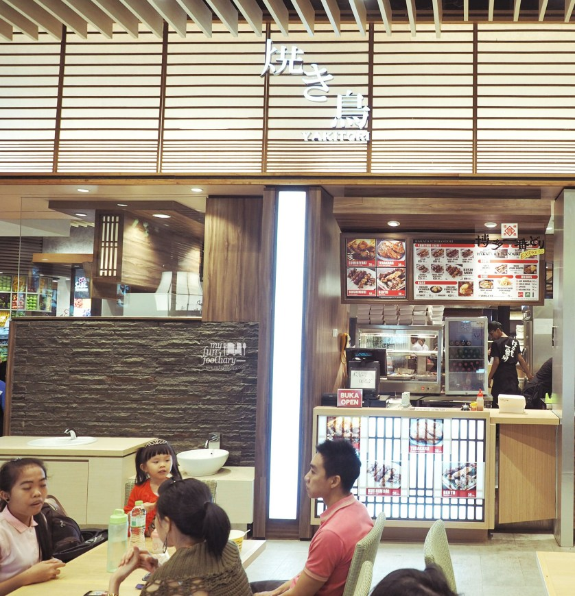 Yakitori Counter at The Food Culture AEON Mall by Myfunfoodiary