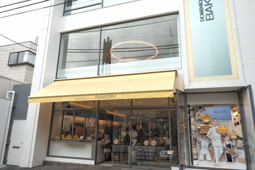 Exterior Look at DAB Tokyo by Myfunfoodiary