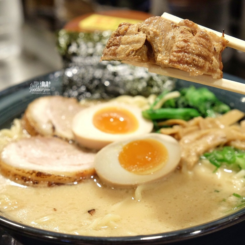 Nikutama Men at Mutekiya Ramen by Myfunfoodiary