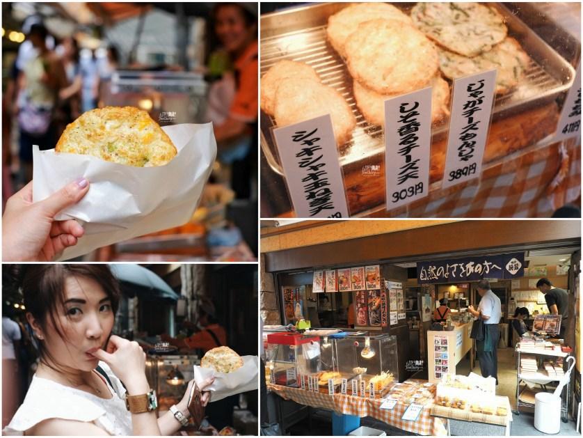 Ajino Hamato Corn Fritter at Tsukiji Market by Myfunfoodiary