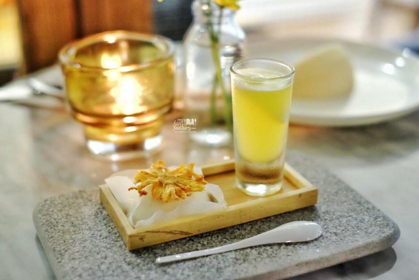 Coconut and Kalamansi Shot Dessert Omakase by Kim at Nomz by Myfunfoodiary