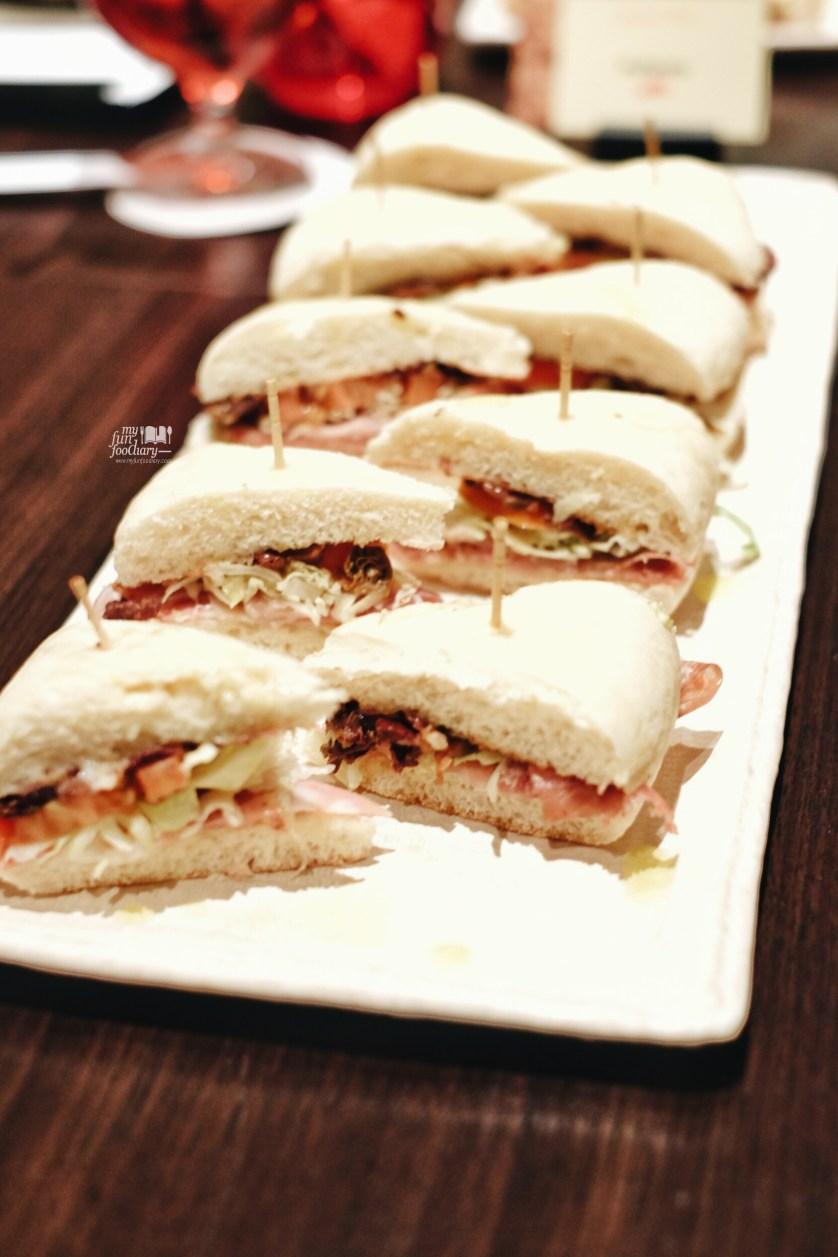 Muffaletta Sandwich - IDR 125K