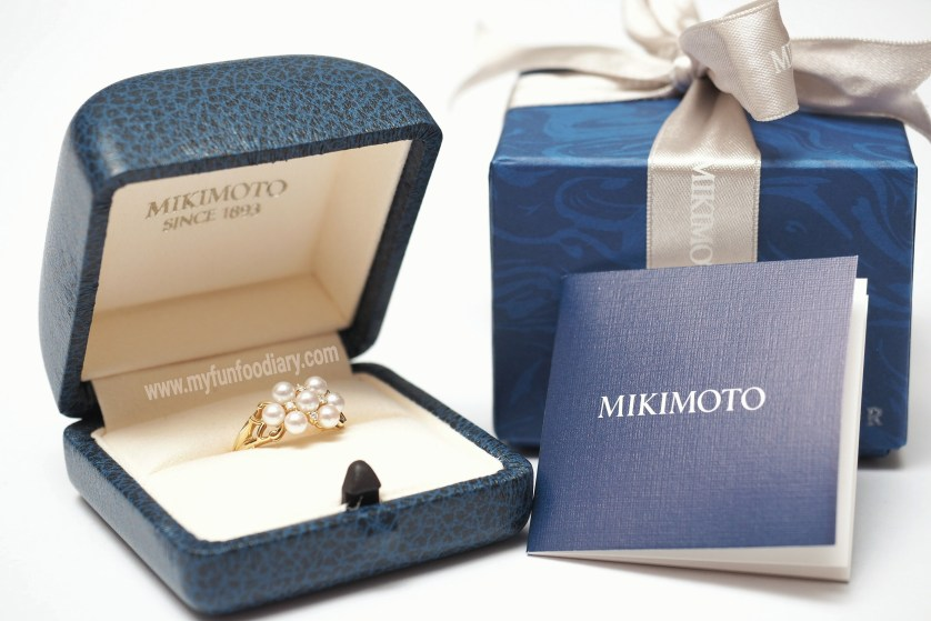 Mullie's Mikimoto Ring by Myfunfoodiary