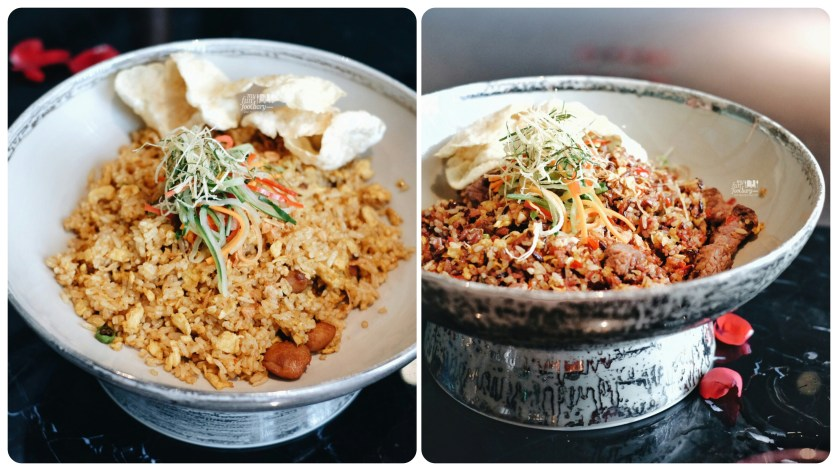 Nasi Goreng Kampung and Nasi Goreng Wagyu at 1945 Restaurant by Myfunfoodiary