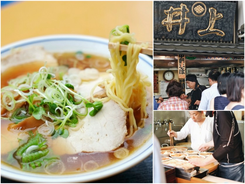 Ramen at Tsukiji Market by Myfunfoodiary collage