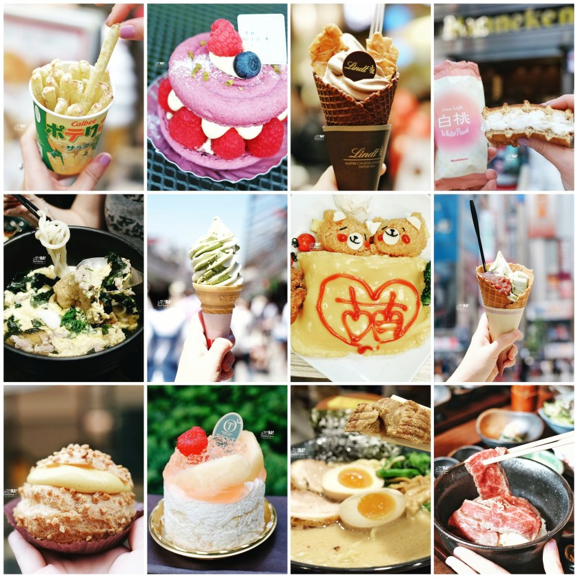 27 Food and Dessert Recommendation in Tokyo - Japan by Myfunfoodiary