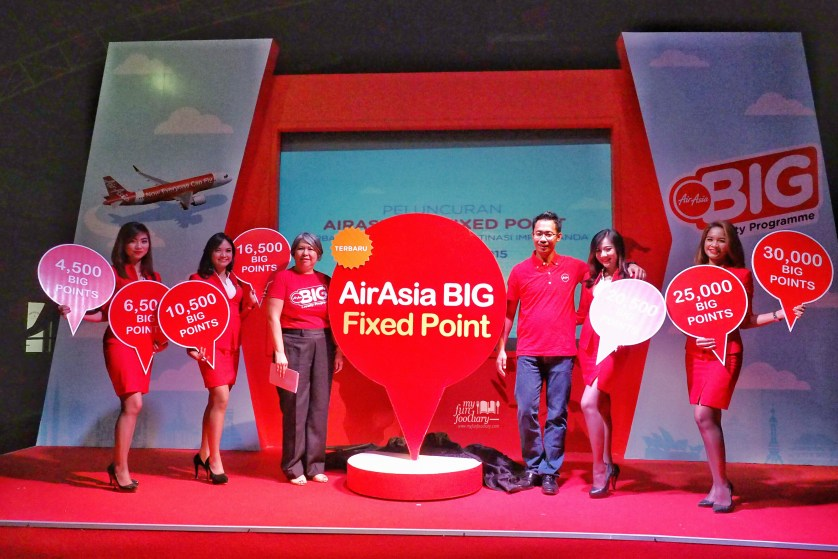 AirAsia Launched Big Fixed Point by Myfunfoodiary