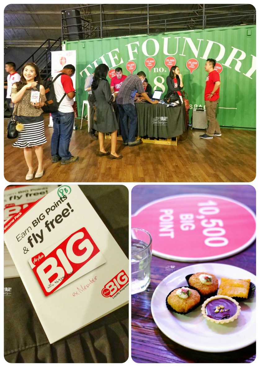 Antri Penambahan Free Point di AirAsia Big Fixed Point Event by Myfunfoodiary
