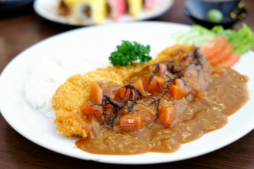 Chicken Katsu Curry at Sushi Naru by Myfunfoodiary 01