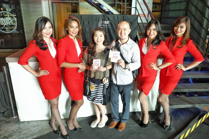 Early Registration at Level II AirAsia Big Fixed Point by Myfunfoodiary