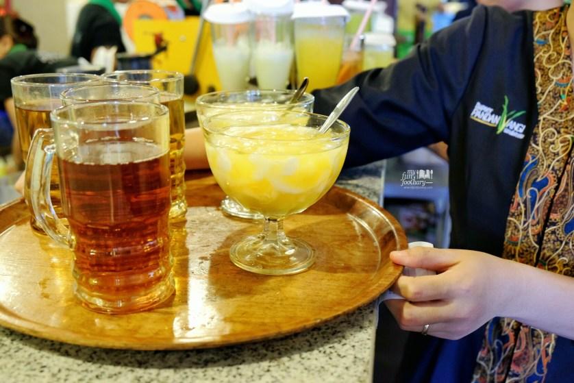 Minuman at Dapoer Pandan Wangi Bandung by Myfunfoodiary