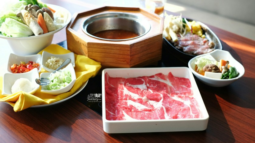 Deluxe Package Shabu-Shabu Kobeshi at PIM Street Gallery by Myfunfoodiary