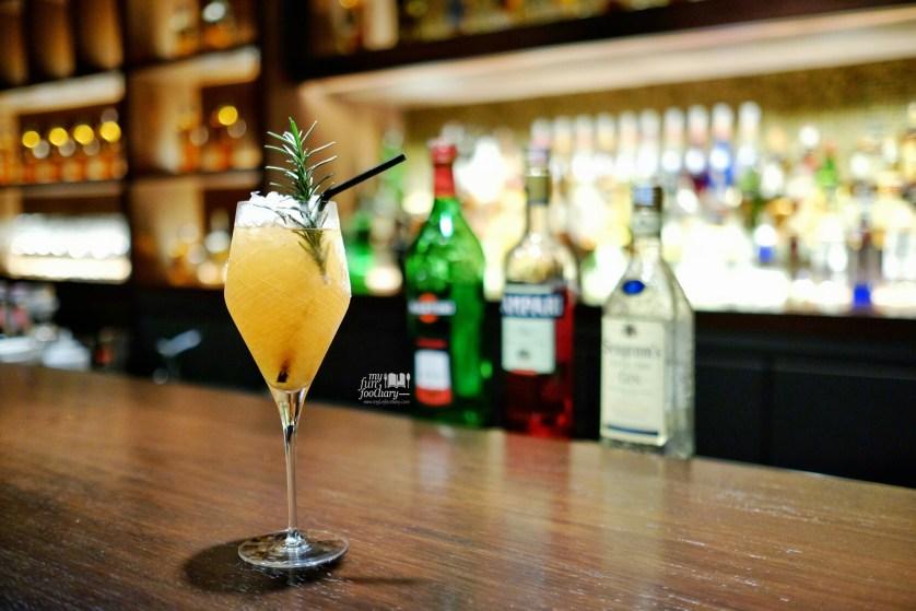 Highland Daisy Cocktail at Barong Bar Fairmont Jakarta by Myfunfoodiary