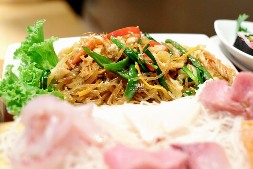 Jap Chae at Kim Sat Gat by Myfunfoodiary