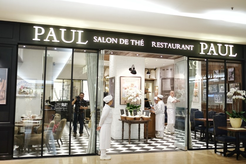 Paul Indonesia newest branch at Plaza Indonesia by Myfunfoodiary