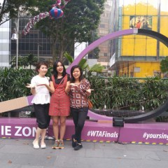 [SINGAPORE] Unforgettable Stay at Marina Bay Sands & Wonderful Times with Anisa Rahma Adi