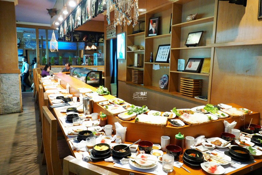 Sushi Sashimi Bar at Kim Sat Gat by Myfunfoodiary