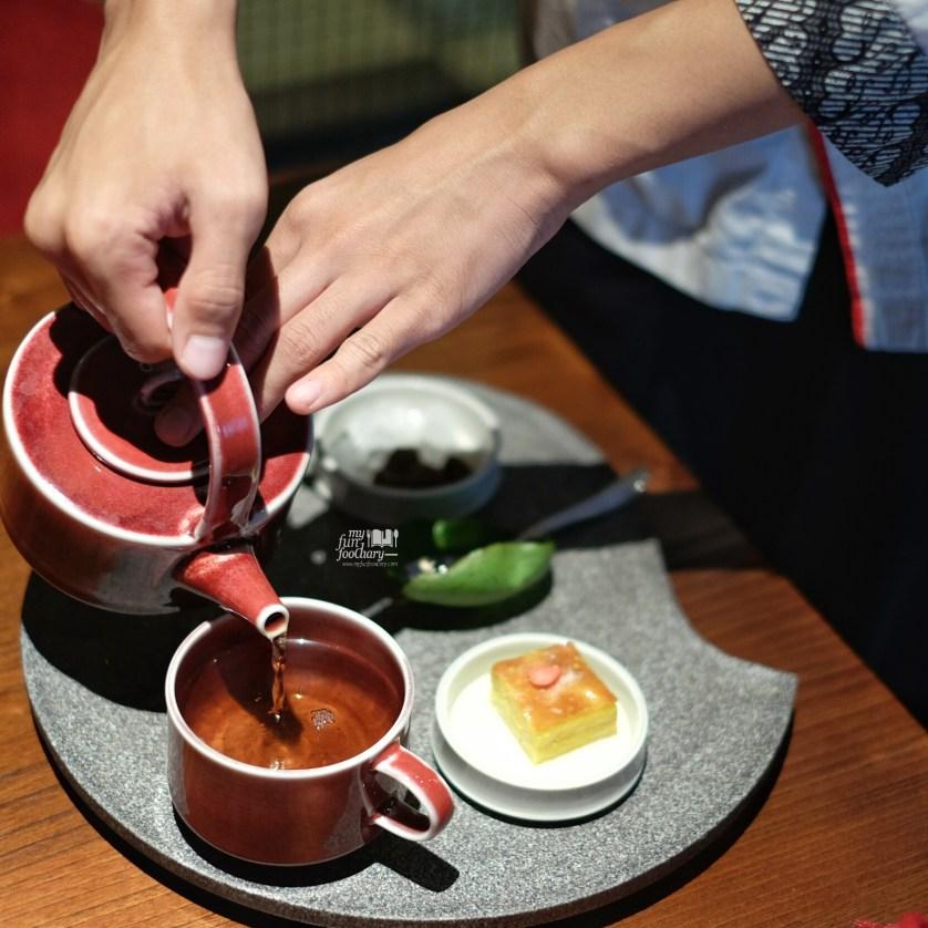 Tea Set Green Tea at 1945 Restaurant by Myfunfoodiary 06