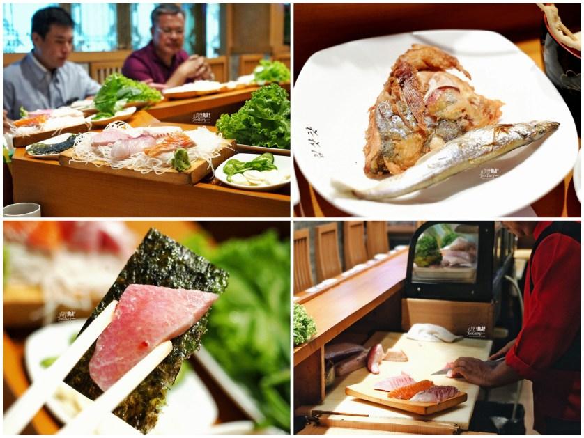 Unlimited Fresh Sashimi at Kim Sat Gat by Myfunfoodiary