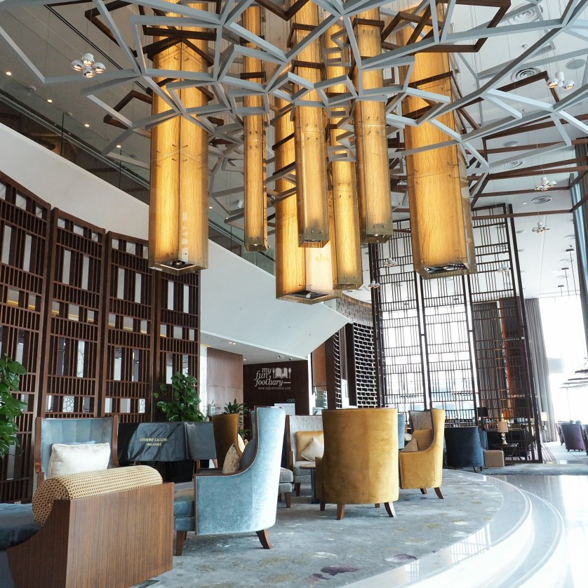 Charming Lobby Lounge at Westin Singapore by Myfunfoodiary