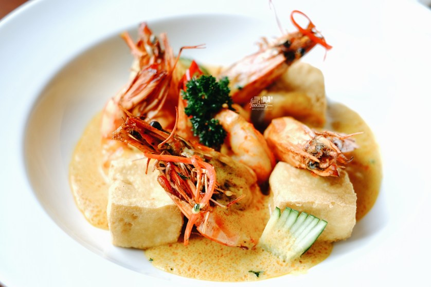 Prawn Singapore Laksa at Grand Mercure Kemayoran by Myfunfoodiary