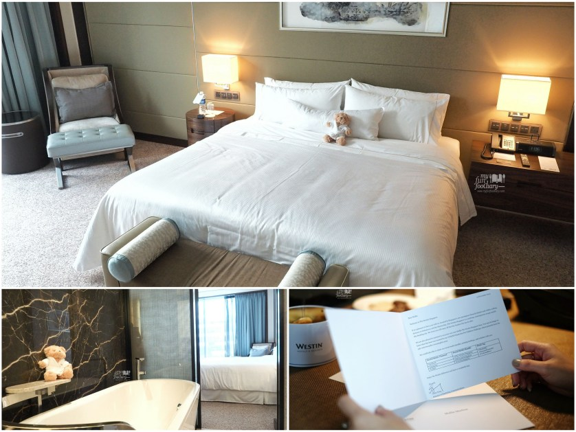 Sea View Room at Westin Singapore by Myfunfoodiary collage