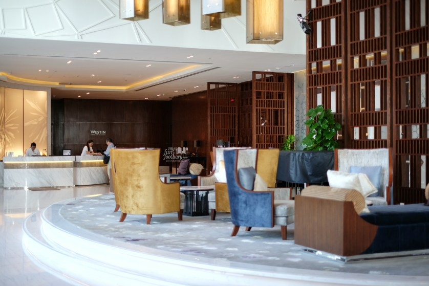 The Westin Singapore Lobby Area by Myfunfoodiary
