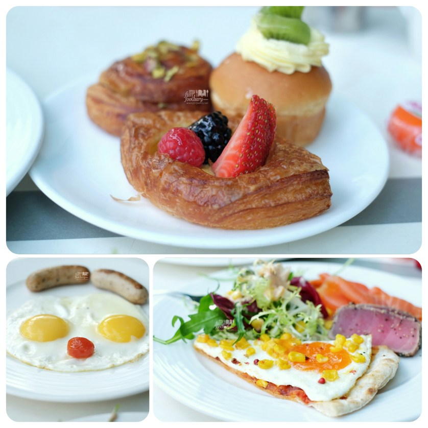Buffet Breakfast at The Line Shangri-La Singapore day 1 by Myfunfoodiary 02