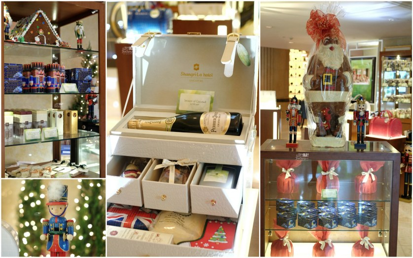Christmas Hampers and Cookies at Deli Shop Shangri-La Singapore by Myfunfoodiary