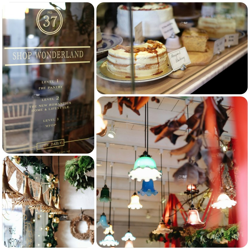 Christmas spirit at Shop Wonderland Hajilane by Myfunfoodiary