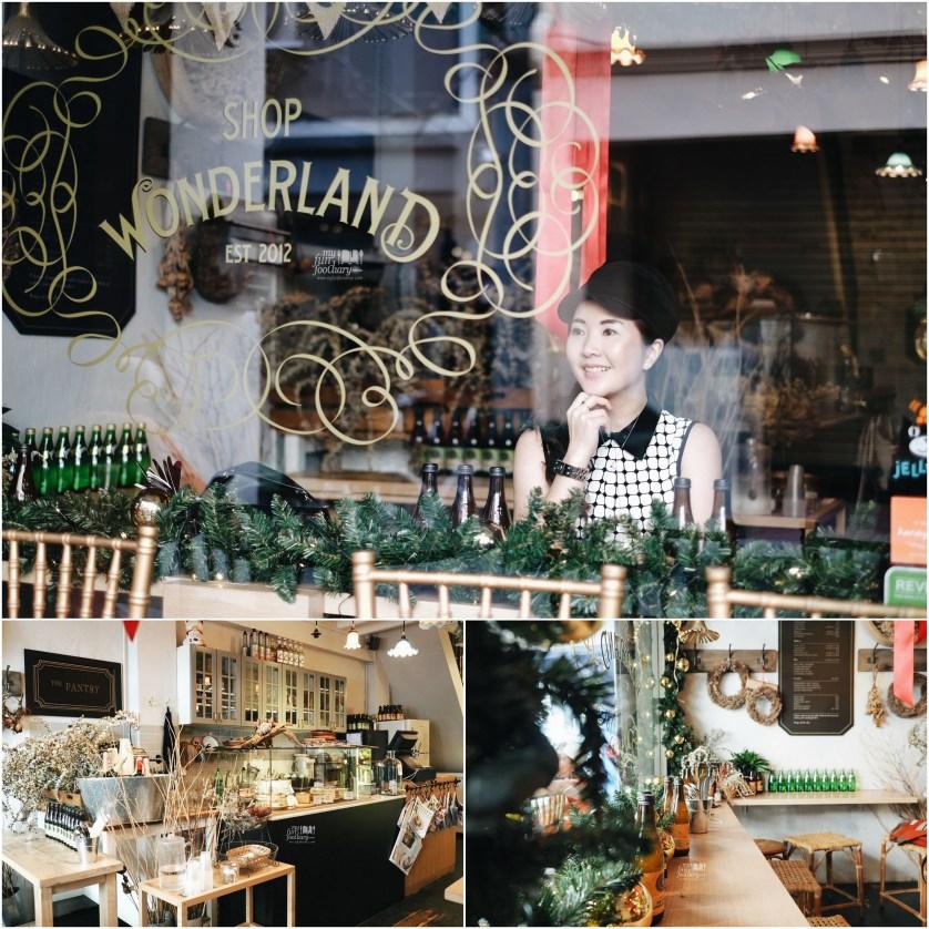 Cozy Christmas Ambiance at Shop Wonderland Singapore by Myfunfoodiary