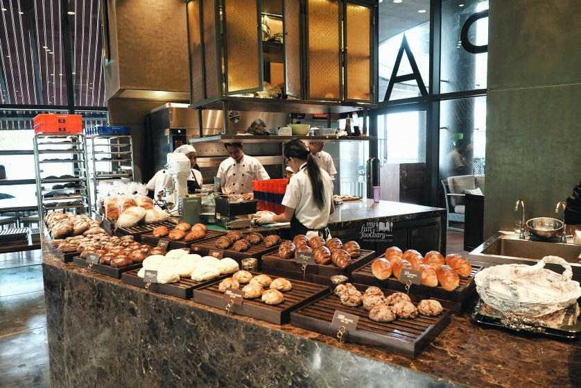 Freshly Baked Patisserie at Del' Immo BSD by Myfunfoodiary